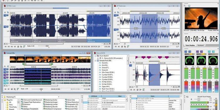 phần mềm chỉnh nhạc