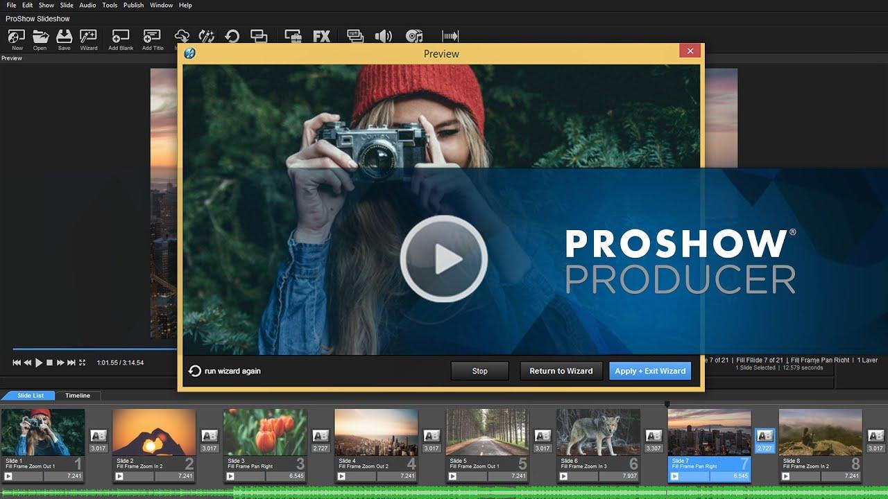 Proshow Producer 9.0