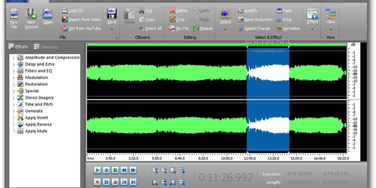 MP3 Music Editor