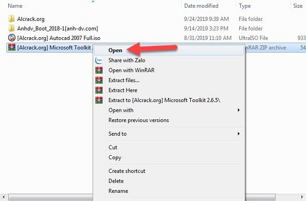 WinRAR có phải là virus không?