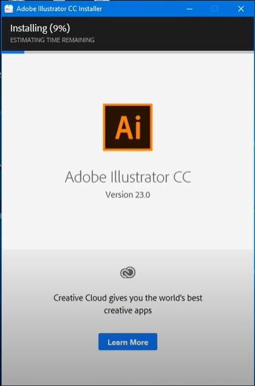 Cài đặt Illustrator CC 2019 dễ dàng ngay tại nhà