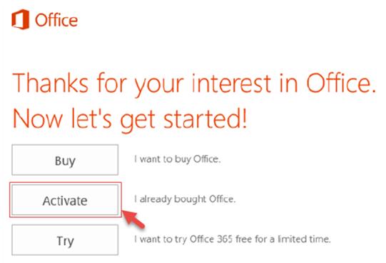 share key office 365