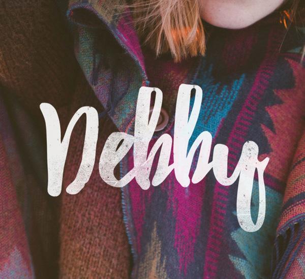 Debby - Font việt hóa