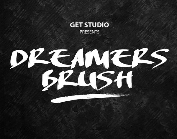 Font Dreamers Brush