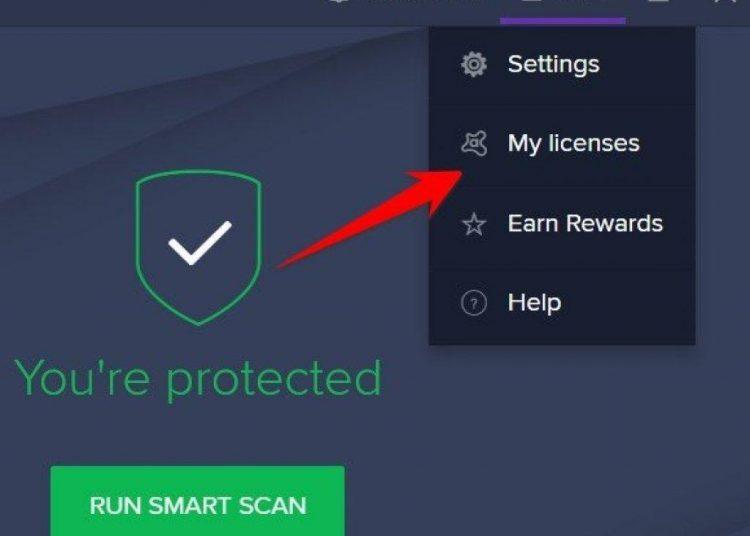 avast internet security 2019 license key