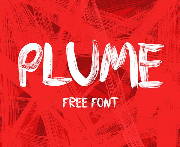 PLUME - Font chữ viết tay việt hóa