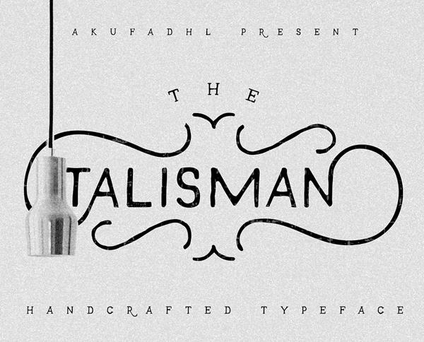 Font Talisman
