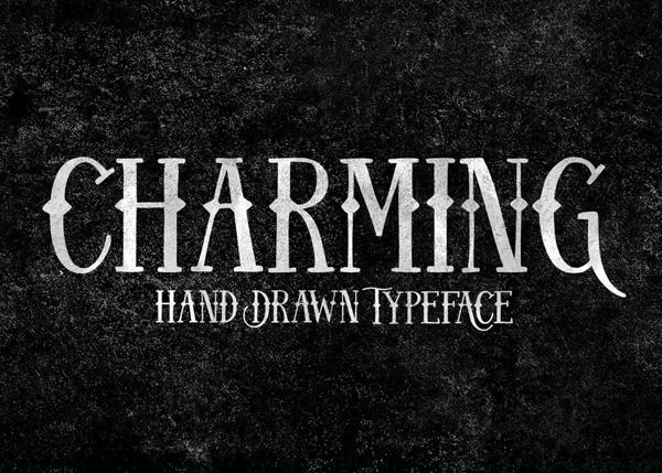 Font Charming