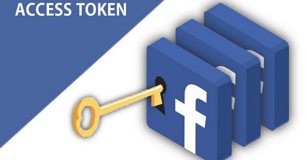 lấy token Facebook