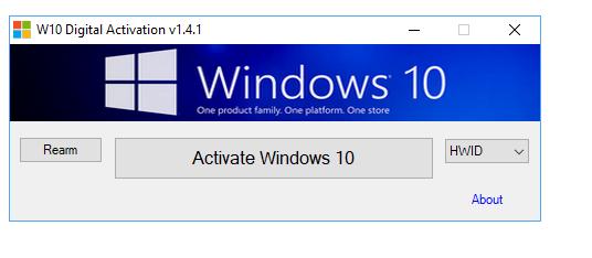 active win 10 pro 64bit vĩnh viễn